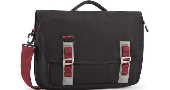 Timbuk2 Command Laptop Messenger M Black/Red Devil(1043)